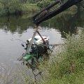 Traktor Bergung
